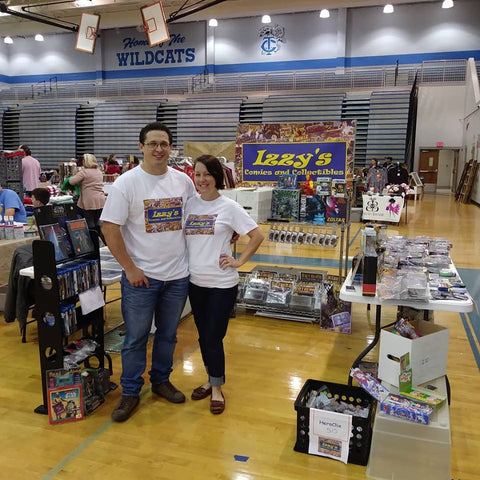 Izzy's Comics and Collectibles