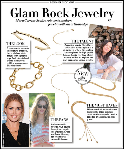 GLAM ROCK JEWELRY