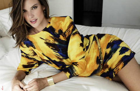 AS SEEN ON ALESSANDRA AMBROSIO
