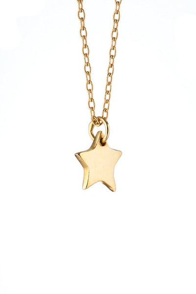 LITTLE STAR NECKLACE - KIDS
