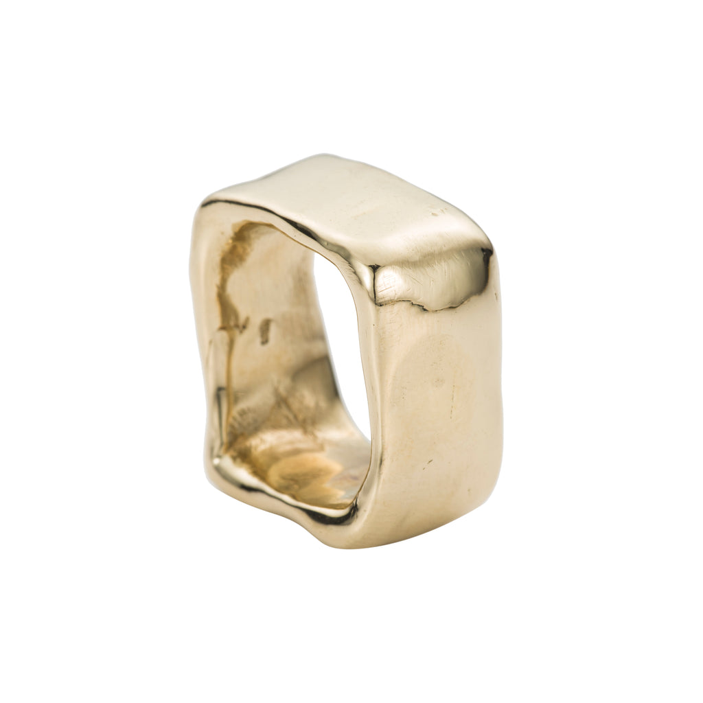 RAW SQUARE RING