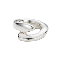 RAW CHUNKY SNAKE RING