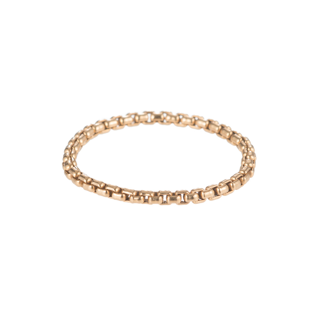 THIN BOX CHAIN RING