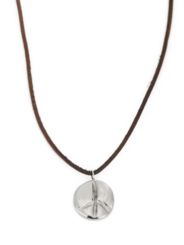 RAW PEACE NECKLACE