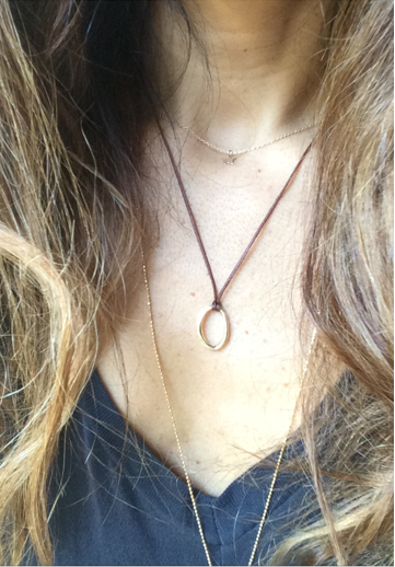 RAW ETERNITY NECKLACE
