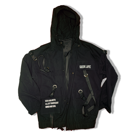 Windbreaker Street Jacket