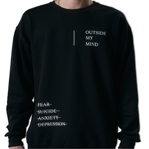 Outside My Mind Sweatshirt