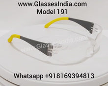 Load and play video in Gallery viewer, Anti Fog Clear Safety Goggles Wraparound Sports Driving Glasses Mod191