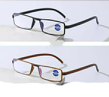 Load image into Gallery viewer, TR90 Blue Light Blocking Computer Reading Glasses for Men & Women 1912