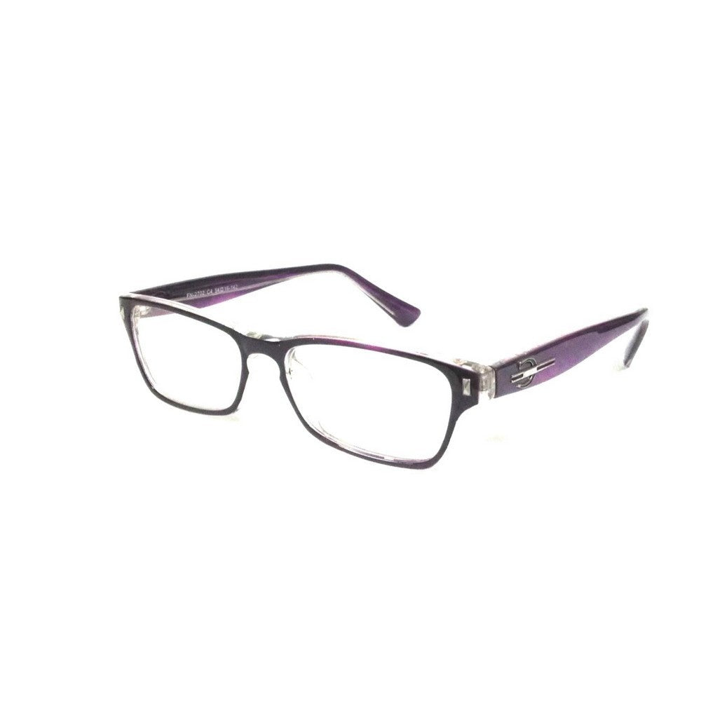 Purple Computer Glasses with Anti Glare Coating 2702Pr