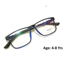 Load image into Gallery viewer, Kids Computer Glasses Blue Light Blocker Anti Blue Ray Eyeglasses  3902C7