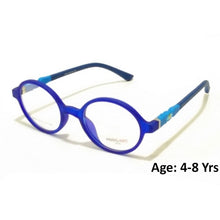 Load image into Gallery viewer, Kids Computer Glasses Blue Light Blocker Anti Blue Ray Eyeglasses  3905C8