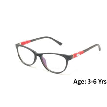 Load image into Gallery viewer, Kids Computer Glasses Blue Light Blocker Anti Blue Ray Eyeglasses  3906C5
