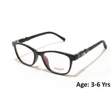 Load image into Gallery viewer, Kids Computer Glasses Blue Light Blocker Anti Blue Ray Eyeglasses  3907C3