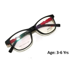 Load image into Gallery viewer, Kids Computer Glasses Blue Light Blocker Anti Blue Ray Eyeglasses  3907C5