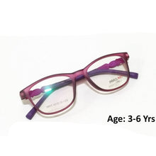 Load image into Gallery viewer, Kids Computer Glasses Blue Light Blocker Anti Blue Ray Eyeglasses  3907C6