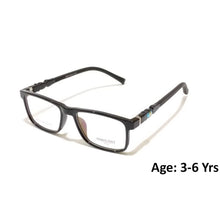 Load image into Gallery viewer, Kids Computer Glasses Blue Light Blocker Anti Blue Ray Eyeglasses  3908C3