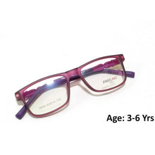 Load image into Gallery viewer, Kids Computer Glasses Blue Light Blocker Anti Blue Ray Eyeglasses  3908C6