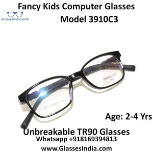 Kids Computer Glasses Blue Light Blocker Anti Blue Ray Eyeglasses  3910C3