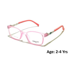 Load image into Gallery viewer, Kids Computer Glasses Blue Light Blocker Anti Blue Ray Eyeglasses  3910C4