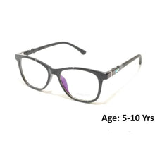 Load image into Gallery viewer, Kids Computer Glasses Blue Light Blocker Anti Blue Ray Eyeglasses  3923C3