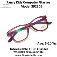 Load image into Gallery viewer, Kids Computer Glasses Blue Light Blocker Anti Blue Ray Eyeglasses  3923C6