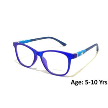 Load image into Gallery viewer, Kids Computer Glasses Blue Light Blocker Anti Blue Ray Eyeglasses  3923C8