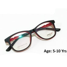 Load image into Gallery viewer, Kids Computer Glasses Blue Light Blocker Anti Blue Ray Eyeglasses  3923C9