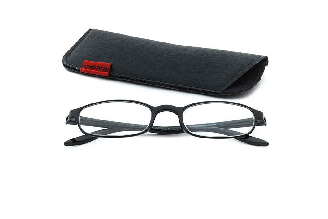 Dr Harmanns Library Reading GLasses Power 2.25