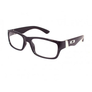 Black Computer Glasses with Anti Glare Coating 6625Bk