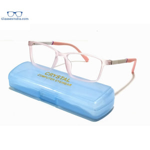 Kids Computer Glasses with Blue Light Blocker Lenses 76302C2