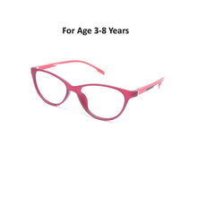 Load image into Gallery viewer, Kids Computer Glasses with Blue Light Blocker Lenses 76306C10