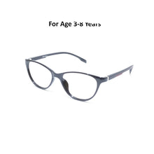 Load image into Gallery viewer, Kids Computer Glasses with Blue Light Blocker Lenses 76306C8