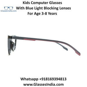 Kids Computer Glasses with Blue Light Blocker Lenses 76306C8