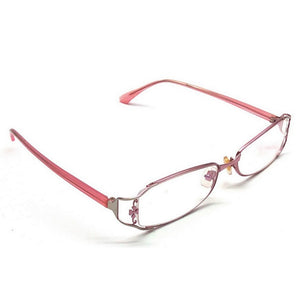 Pink Designer Full Frame Blue Light Blocker Computer Glasses for Women 8073PK