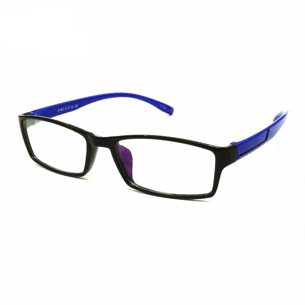 Blue Computer Glasses with Anti Glare Coating 8180BL