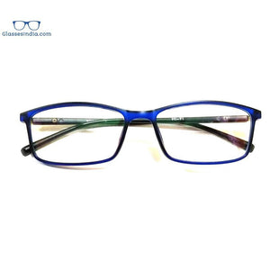Blue Computer Glasses with Anti Glare Coating 9117BL