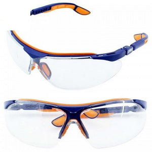 Uvex I-VO Clear Safety Glasses 9160-265