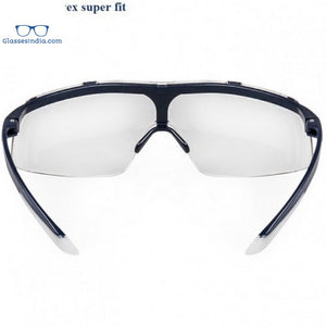 Uvex Super Fit Clear Safety Glasses 9178-265