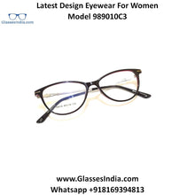 Load image into Gallery viewer, Trendy Designer Glasses for Women 98910C3