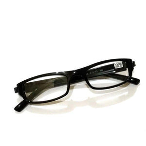 Black Reading Glasses Power 300