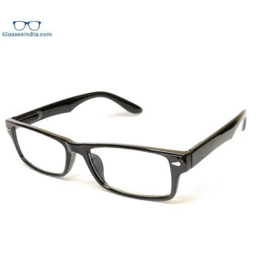Black Computer Reading Glasses for Men and Women