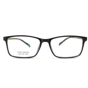 Blue Light Blocker Computer Glasses Anti Blue Ray Eyeglasses D9229BK - GlassesIndia