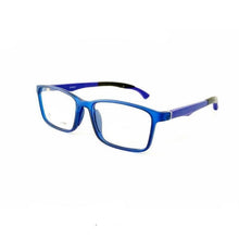 Load image into Gallery viewer, Blue Kids Blue Light Blocker Computer Glasses Anti Blue Ray Eyeglasses T15002
