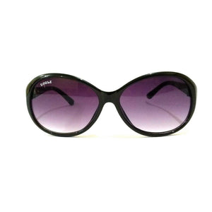 Black Sunglasses for Women EA7553BK