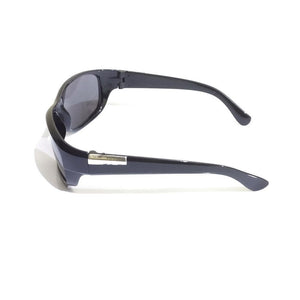 EYESafety Driving Glasses for Men and Women Sunglasses with Dark Lens M05