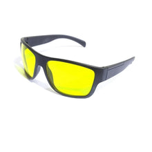Load image into Gallery viewer, EYESafety Night Driving Glasses for Men and Women Sunglasses with HD Yellow Lens M06