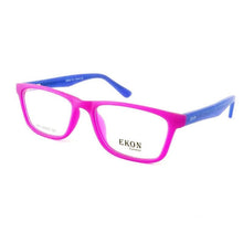 Load image into Gallery viewer, Purple Kids Blue Light Blocker Computer Glasses Anti Blue Ray Eyeglasses 8111C14