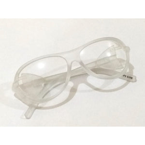 Clear Prescription Eye Safety Glasses M110-61