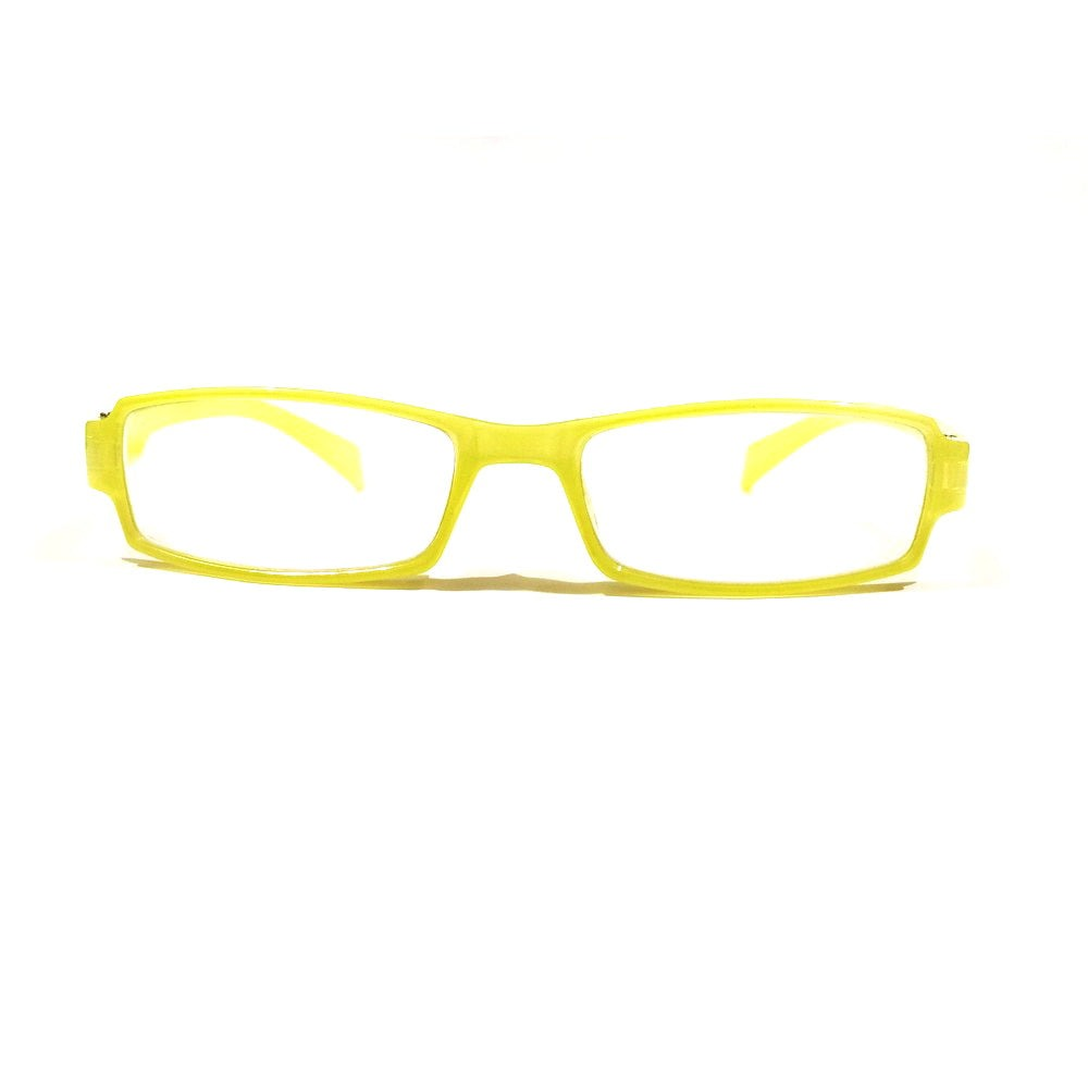 Yellow Computer Glasses with Anti Glare Coating 2077YL
